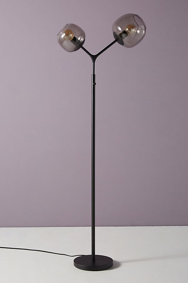 Ashton Tall Floor Lamp Tall Floor Lamps Floor Lamp Bedroom Lamps