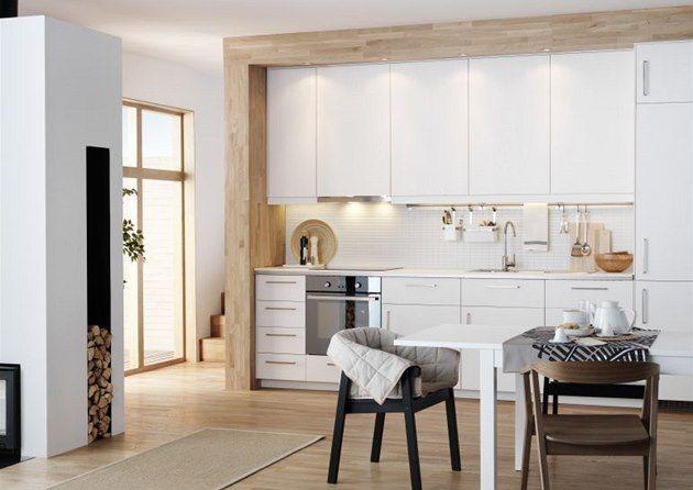 Ikea Kitchen White Modern 27 best ikea metod kitchen designs images on pinterest | live