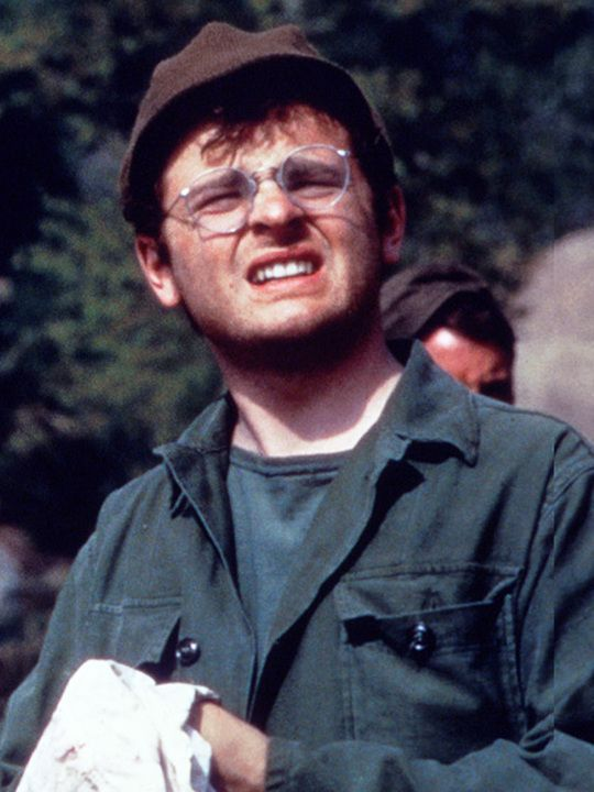 gary burghoff as cpl. walter 'radar' o'reilly ... radar got his nickname because he would hear the helicopters before anyone else