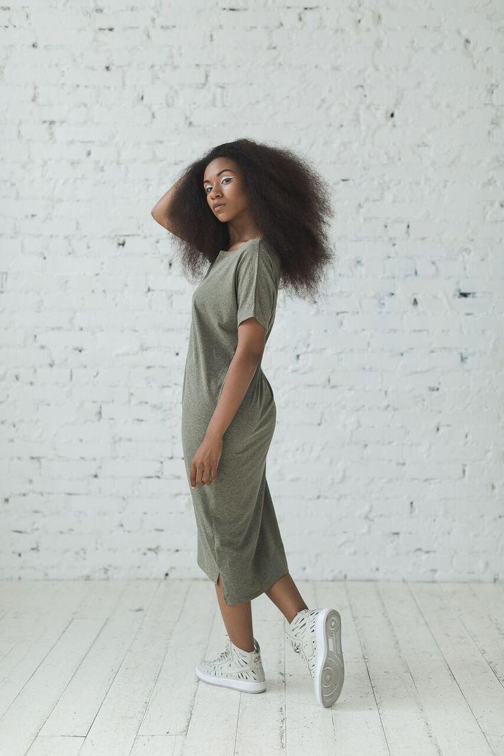 Платье - футболка | «Ламбада-маркет»