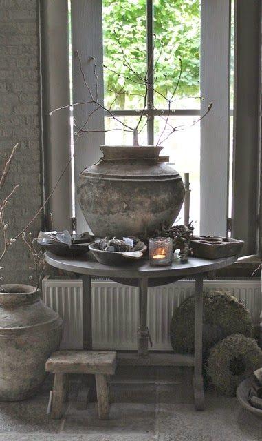idb #natural #home #interior..........Voor meer inspiratie, interieurstyling, verkoopstyling en woningfotografie......www.stylingentrends.nl of www/facebook.com/stylingentrends