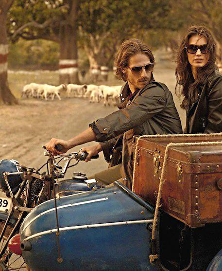Vintage inspired African Safari. BelAfrique your personal travel planner - www.BelAfrique.com