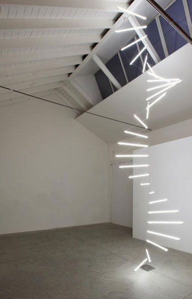 """archatlas: """"  Space is Only Illumination   In Massimo Uberti's career, light has always been at the centre of a coherent process of reduction. As he sought to gain control over light, his effort was..."""