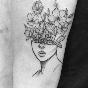 Tattoo Trends – Snake wrap by Marla Moon