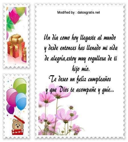 descargar frases bonitas de cumpleaños para mi hijo,descargar dedicatorias de cumpleaños para mi hijo: http://www.datosgratis.net/frases-de-cumpleanos/