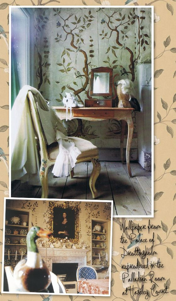 """A version, """"Elenora,"""" is now available at Zoffany."""