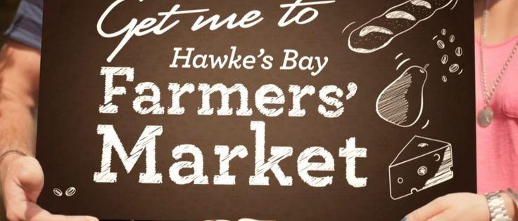 Hawke's Bay Farmers Market Every Sunday