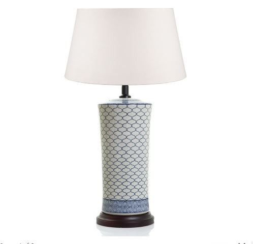 Mandalay Lamp  A classic for any room of the house #lamp #tablelamp #customlighting
