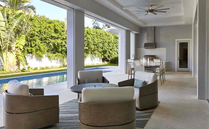 One Of A Kind, Island Inspired Home In Naples With Interior Design And  Interior Furnishing By Robb U0026 Stucky Naples Designer, Susan Bleda.