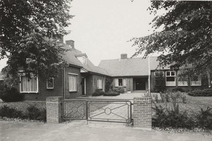 Huishoudschool aan de Oranjestraat. Bron: Leven in Holten