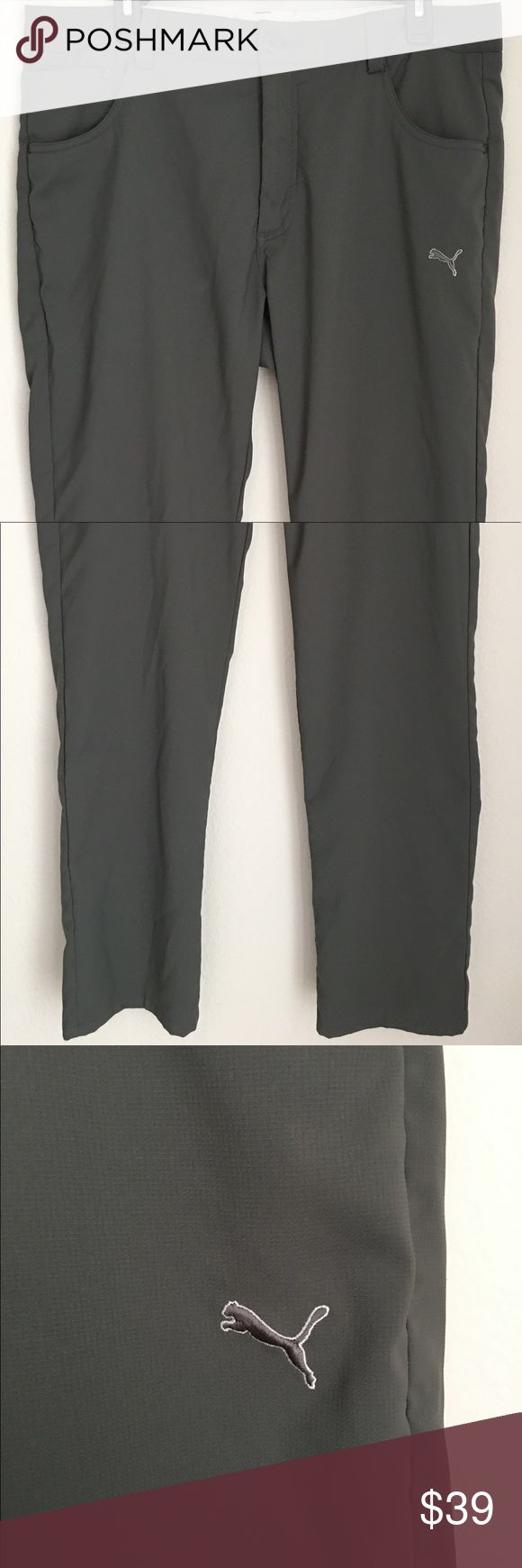 Puma Sport Lifestyle Dry Cell Golf Pants Like new condition, Inseam 31 inches Pants