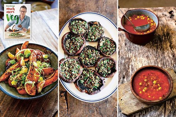 TV COOK Hugh Fearnley-Whittingstall is on a mission to get you eating more vegetables. In this autumn recipe collection, the River Cottage chef has chosen 15 tasty, nutritious veg dishes – cheaper …