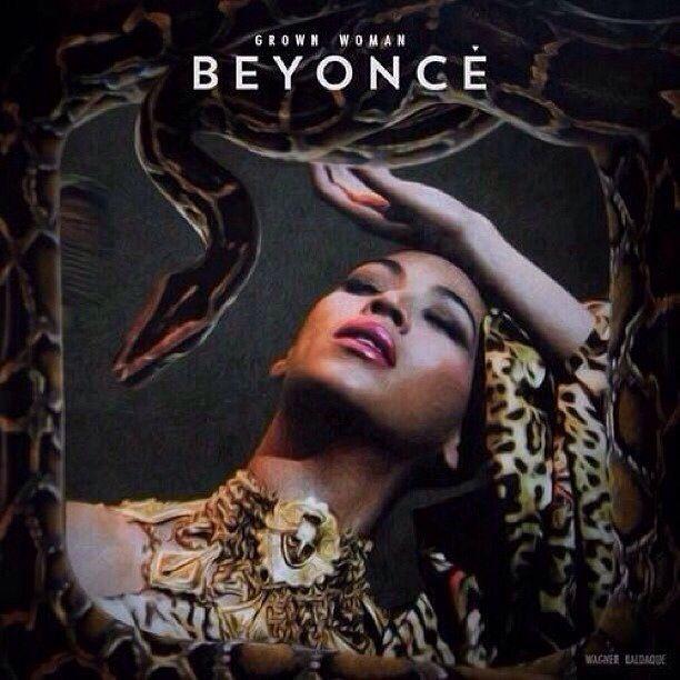 Beyonce grown woman single