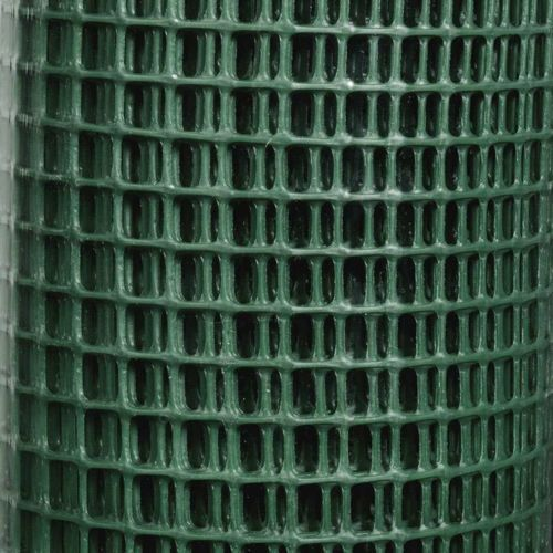 Provence Outillage Grillage plastique vert 9x9 mm Taille 0,5 x 5 m - pas cher Achat / Vente Clôture grillagée - RueDuCommerce