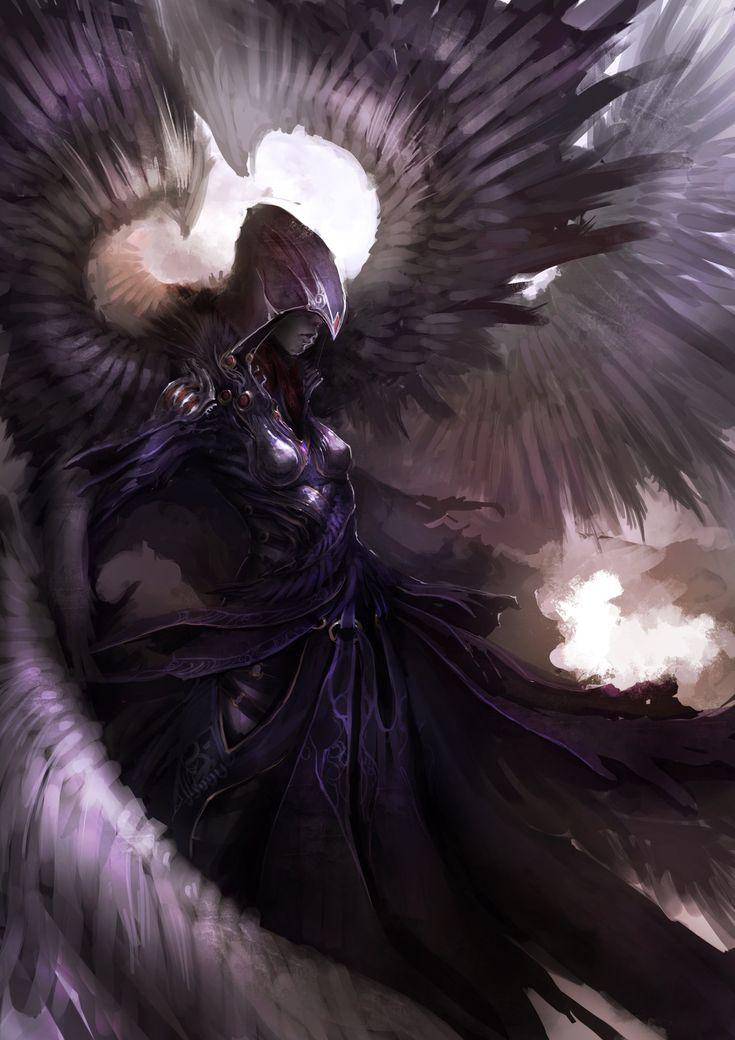 Raven by *theDURRRRIAN on deviantART