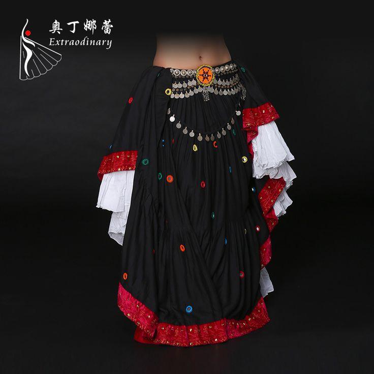Resultado de imagen para como hacer una falda para danza tribal