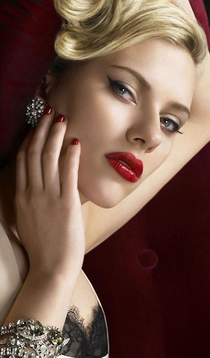 !!! Perfect red lip !!! David Slijper Fashion Photo