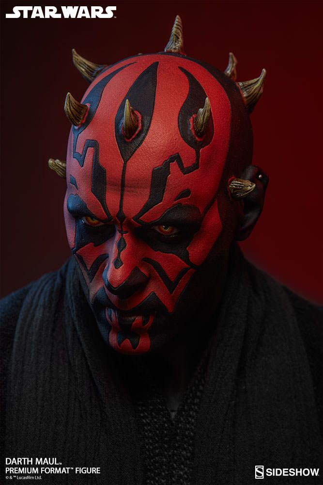 Star Wars Darth Maul Premium Format(TM) Figure by Sideshow C | Sideshow Collectibles