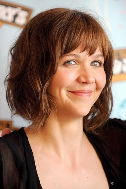 Image Result For Short Hairstyles For Round Face