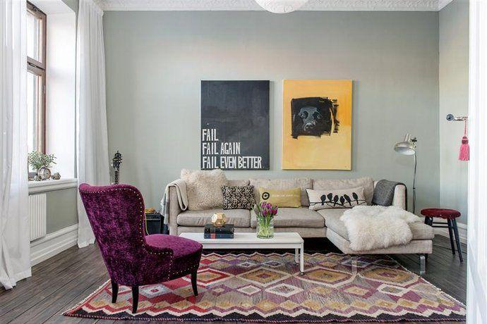 Bildresultat för matta vardagsrum