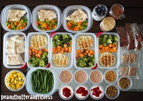 PEANUT BUTTER AND FITNESS: Meal Prep Mondays - Cinco de Mayo Edition