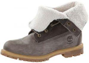 Schuhe günstig kaufen | TIMBERLAND Authentics Teddy Winterschuhe Damen grau | 00887974576393