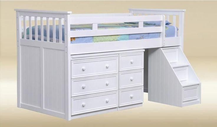 17 best ideas about toddler loft beds on pinterest cool kids beds toddler girl beds and bunk. Black Bedroom Furniture Sets. Home Design Ideas