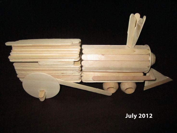 13 best sir 39 s camp crafts images on pinterest popsicle for How to make things out of sticks