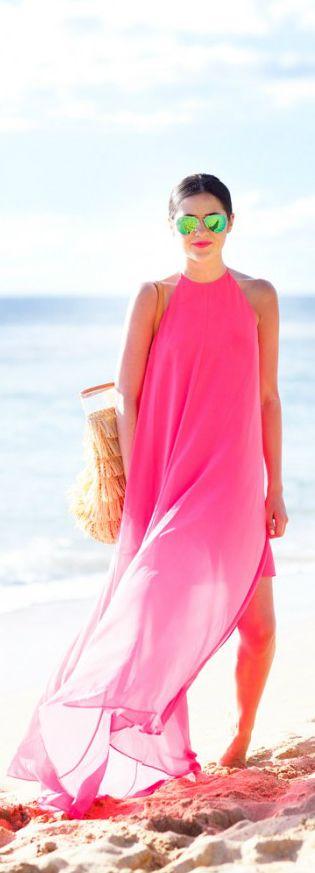 Neon Dress Yaz modası- sahil kumsal- bikini mayo- trend- colorful- summer-pool- beach fashion- spring- havuzbası 2014 2015 mavi beyaz sarı pembe turuncu yeşil
