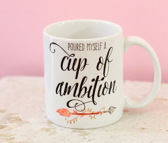 Pour a cup of ambition to channel some 9 to 5 vibes. | 36 Gifts For People Who Love Dolly Parton
