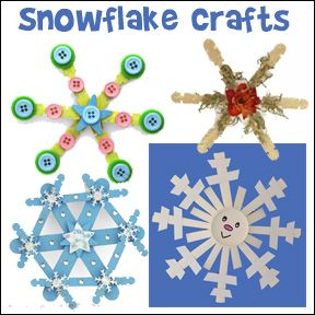 snowflake crafts for kids 10 images about winter crafts and learning activities on 5447