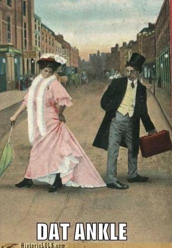 Mmmmm, Victorian Romance.