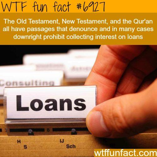 Wierd Loans