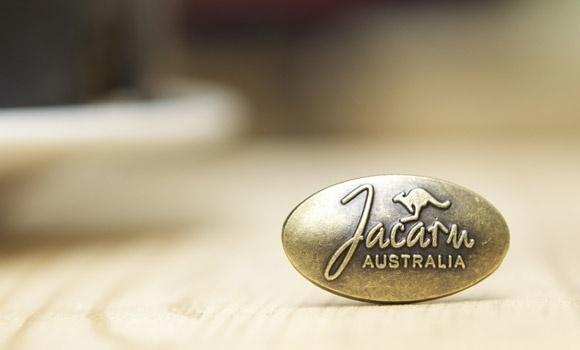 Jacaru Badge designed by Bluemelon Design