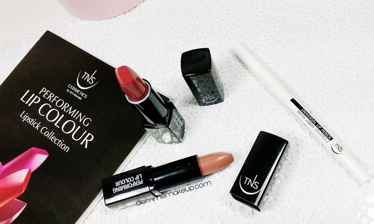 TNS presenta PERFORMING LIP COLOUR Lipstick Collection - Diemmemakeup
