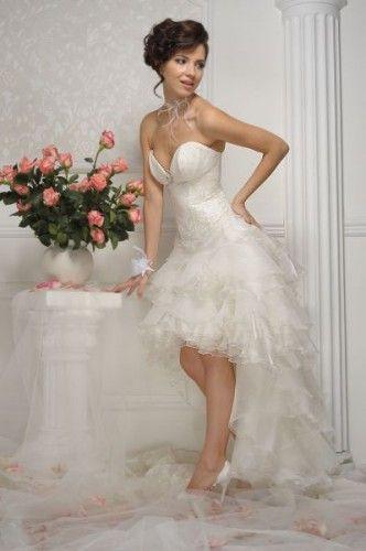 Свадебное платье «1018» — № в базе 6620