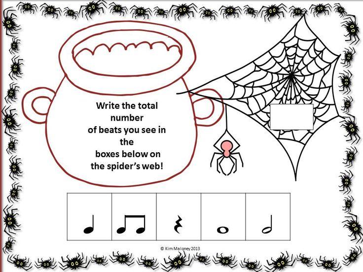 116 best October Activites images on Pinterest   October, Music ed ...