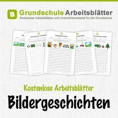 Kostenlose Arbeitsblätter und Unterrichtsmaterial für den Deutsch-Unterricht zum Thema Bildergeschichten in der Grundschule.