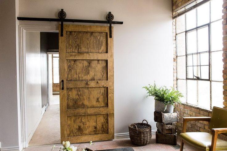 Best 25 barn doors for sale ideas on pinterest bedroom - Exterior sliding barn door hardware lowes ...
