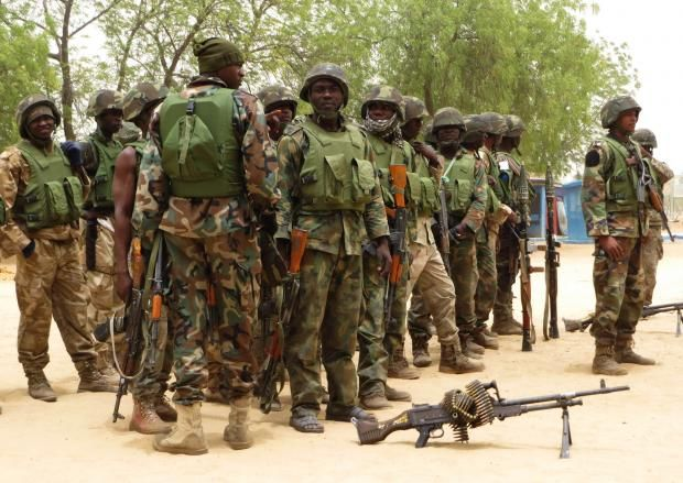 Image result for Nigerian Airforce Widens Campaign Against Boko Haram, Vows To Flush Remnants Of Insurgents