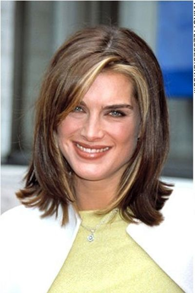 Face Framing Highlights This Hairstyle Is Fresh And