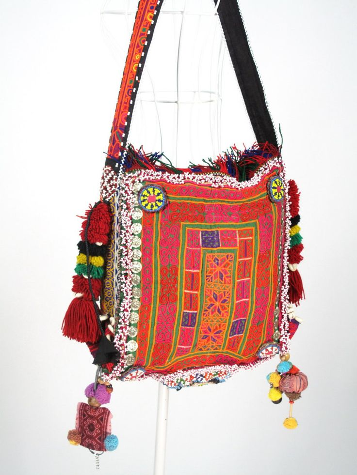Ethnic accessories. For more ethnic style and tribal fashion visit: http://www.wandering-threads.com/                                                                                                                                                                                 More
