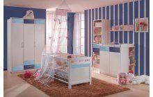 Dětský pokojík pro malé námořníky