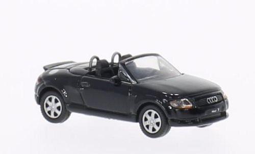 Audi TT Roadster schwarz 1:87 Welly