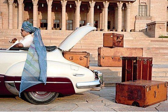 excess baggage... louis vuitton #bags #fashion