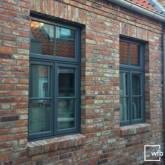 Unsere Hamburger Fenster werden in Deutschland aus Lärchenholz hergestellt und …