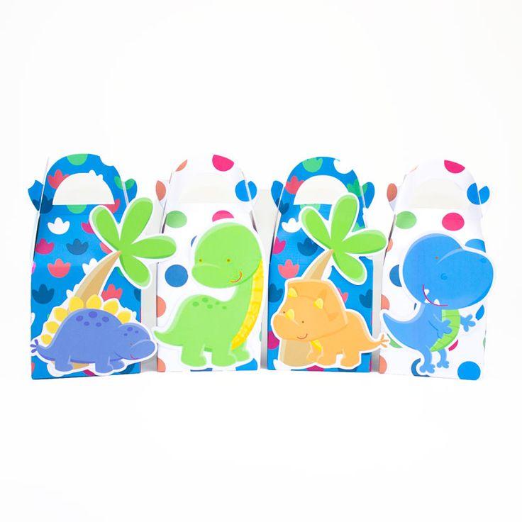 Dinosaurus Gunst Doos Snoep Geschenkdoos Cupcake Doos Jongen Kids Verjaardagsfeestje Levert Decoratie Event Feestartikelen(China (Mainland))