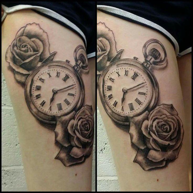 Rose tat