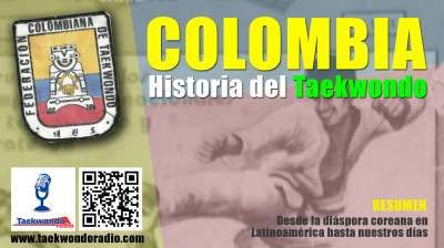 Historia del Taekwondo en Colombia