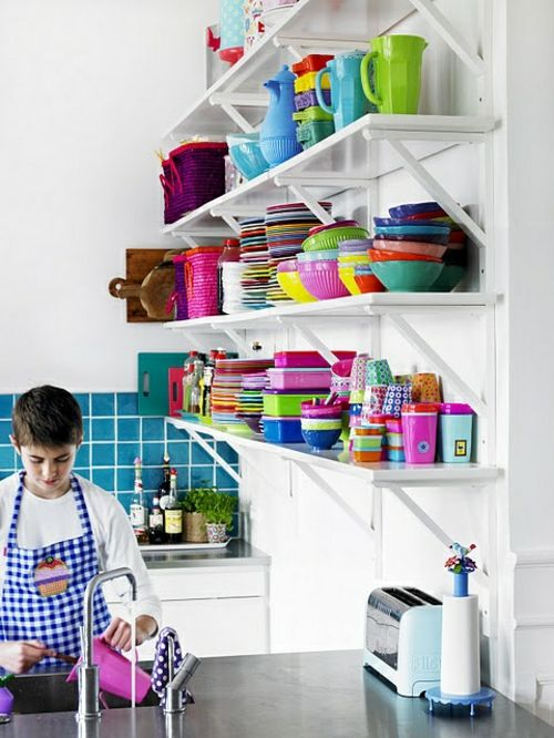 Počet nápadov na tému Farbgestaltung Küche na Pintereste ...